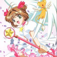 Biểu tượng apk Sakura Cardcaptor Wallpapers Art