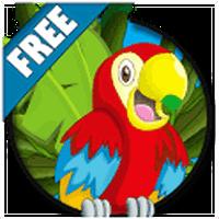 Ícone do Pet papagaio - simulador 2D