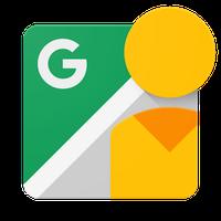 Icono de Google Street View