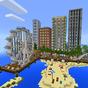 Mar cidade, mapa de MCPE  APK