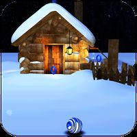 Ícone do apk Ball Travel 3D Xmas Version
