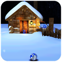 Icoană apk Ball Travel 3D Xmas Version