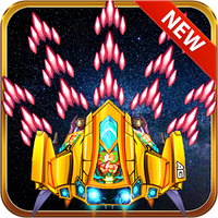 Galaxy Shooter ✈ Space Shooting - Galaxy Attack icon