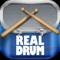 Иконка Real Drum - Ударная установка