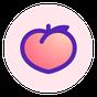 Peach — share vividly