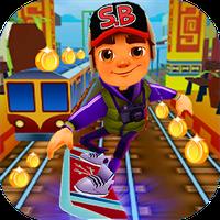 Super Subway Surf Rush : Skating Boy apk icon