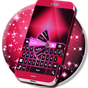 Rosa Keyboard Black Theme  APK