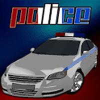Ikona apk Ultra 3D cop Car parking