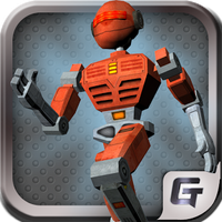 Icône de Zoom Man-Offbeat Parkour
