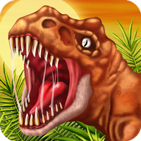 Icône de DINO WORLD Jurassic builder 2