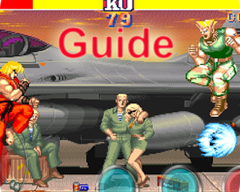 Download Guide for Street Fighter 2 6 free APK Android