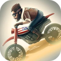 Bike Baron Racing apk icon