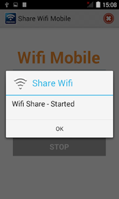 Share Wifi Mobile Hotspot Free Android - Free Download Share