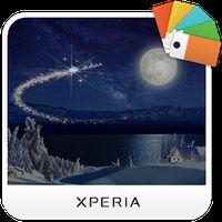 XPERIA™ Christmas Theme apk icon