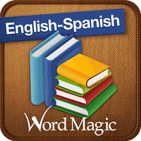 Ícone do English Spanish Dictionary Unabridged