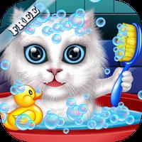Иконка мыть лечить домашних животных