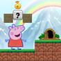 Pepa Adventure Pig World  APK