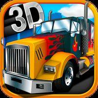 3D American Truck apk icon