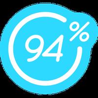 Icône de 94%