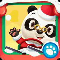Dr. Pandas Weihnachts Bus APK Icon