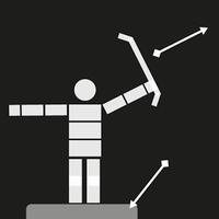 Εικονίδιο του Archer vs Τοξότες Τοξοβολία