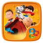 Snoopy GO Launcher Theme v1.0.10
