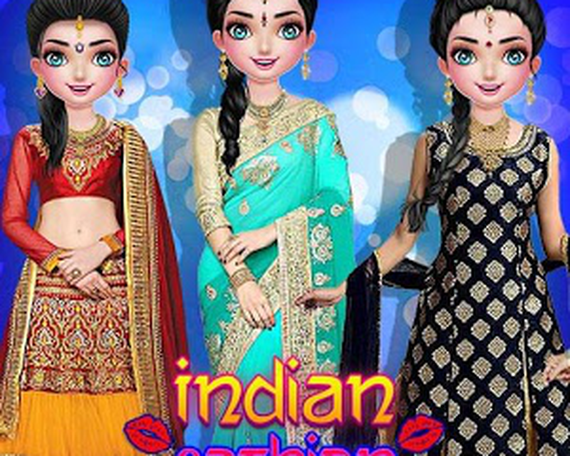 Indian Wedding Party Dressup Fashion Android Free