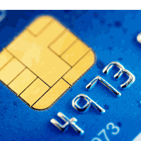 Icône de EMV NFC pay card reader