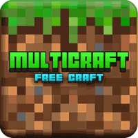 Ícone do apk MultiCraft 2 - Free Craft PE