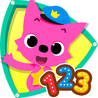 Ícone do PINKFONG 123 Numbers