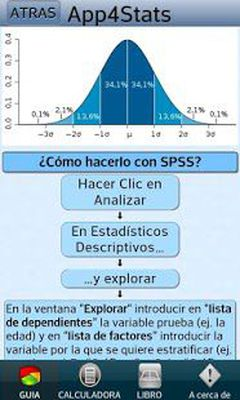 App4Stats SPSS Statistics Free Screenshot Apk 9