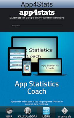 App4Stats SPSS Statistics Free Screenshot Apk 0