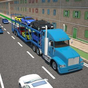 3D Car transport trailer truck 2.4