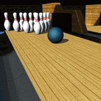 Alley Bowling Spiele 3D APK Icon