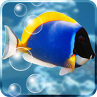 Aquarium Live Wallpaper Simgesi