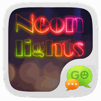 GO SMS PRO NEONLIGHT THEME icon