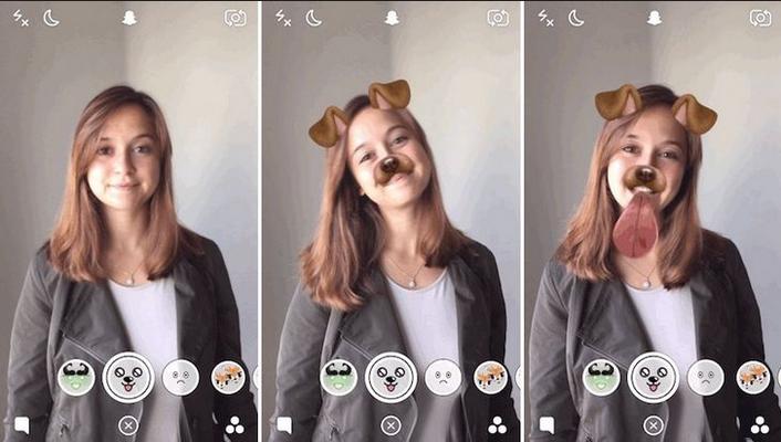 Snapchat filtros apk