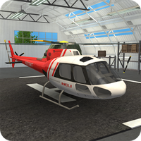 Helicopter Rescue Simulator Simgesi
