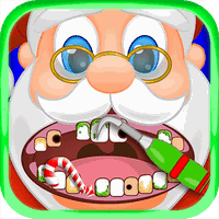 Ícone do Christmas Dentist Office Santa - Doctor Kids Games