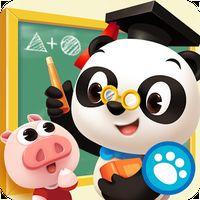 Ikon Dr. Panda di Sekolah