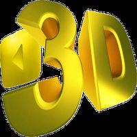 3D Video-Player perfekt APK Icon