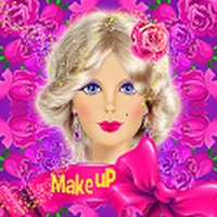 Barbie Makeup,Hairstyle,Dress! apk icon