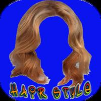 Biểu tượng apk Ghép tóc nghệ thuật