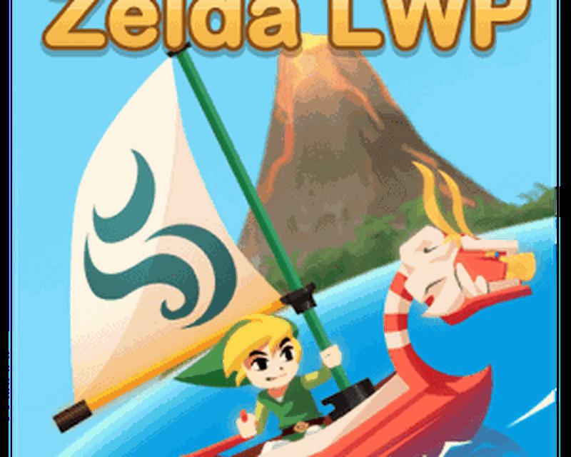 Descargar Zelda Windwaker Live Wallpaper 122 Gratis Apk