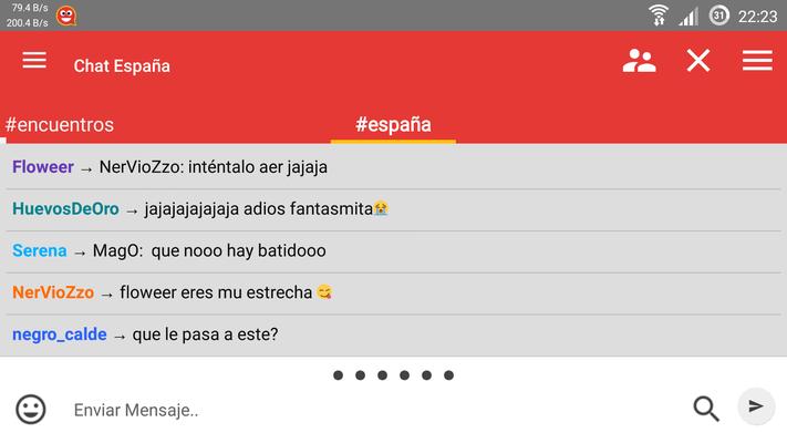 chat com espana