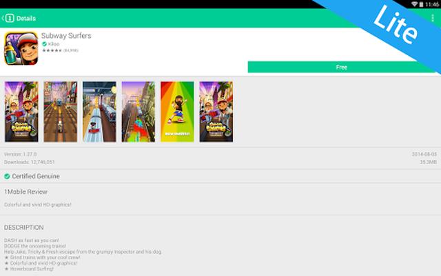 ceb4b1942 Scarica l'APK di 1Mobile Market 6.5.6 gratuitamente per Android