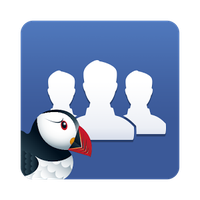 Puffin for Facebook Simgesi