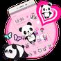 Pink Lovely Panda Theme 1.1.2