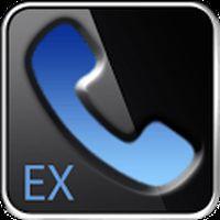 exDialer Black(BLUE) Theme icon