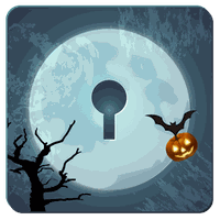 AppLock Theme - Halloween APK Simgesi